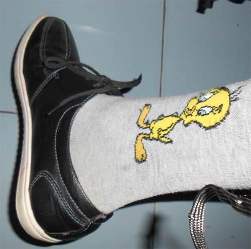 Sepatu Tweety